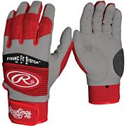 Adult 950 Workhorse Batting Glove - Red