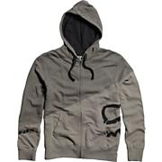 Men's Legend Zip Front Fleece - Dark Gray