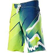 Men's Tracer Boardshort - Fluorescent Green