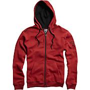 Men's Outfoxed Zip Fleece - Red