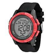 Kampus XL Watch - Black / Red