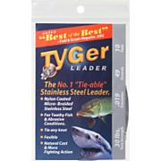 Salt Leader 10 Ft 30 Lb - Nickel