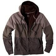Men's Lineage Hoody - Brown Patterned