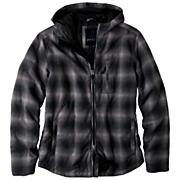 Men's Minor Jacket - Black Patterned