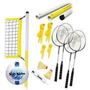 Advanced Volleyball/Badminton Set