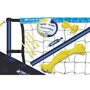 Spiker Sport Steel Volleyball Set
