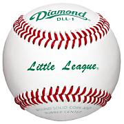 Little league Baseballs - Dozen