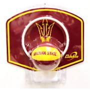 ASU Ball & Hoop Set - Maroon