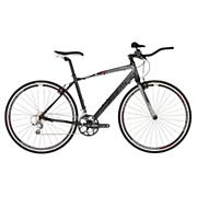 Interval Performance Hybrid Bike - Black