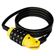 Terrier Combo 4'x6mm Cable Lock