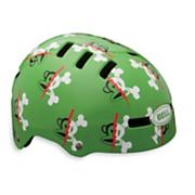 Fraction Paul Frank LT.Bolts Cycling Helmet - Green