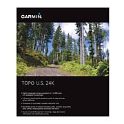 TOPO U.S. Map 24K West - California & Nevada