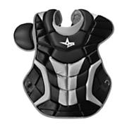 System 7 Chest Protector Adult - Black / Gray