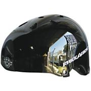 Street Bike Helmet Gloss Black