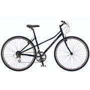 Women's Urban Xpress Hybrid Bike - Blue