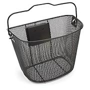 Quick Release Wire Basket(Black)