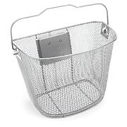 Quick Release Wire Basket(Silver)