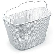 Quick Release Wire Basket(White)