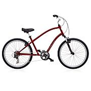 Men's Townie Original 21d Bicycle - Crimson