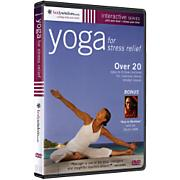 Yoga for Stress Relief DVD