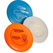 Golf Disc 3-Pack Set