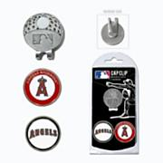 Los Angeles Angels Golf Cap Clip & Ball Markers