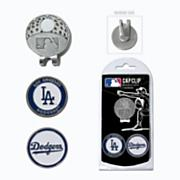 Los Angeles Dodgers Golf Cap Clip & Ball Markers