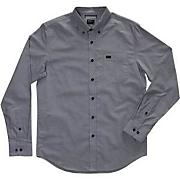 Men's That'll Do Oxford L/S Woven Shirt - Gray