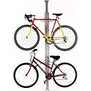 BUA Floor-to-Ceiling Home Storage Bike Rack