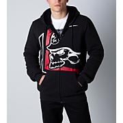 Men's Reproach Zip Fleece - Black