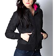 Women's Luscious Jacket - Black