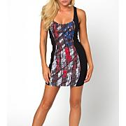 Women's Biker Babe Dress - Black