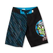 Boys' Eyegorian Boardshort - Black