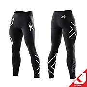 Men's Compression Tights - Black
