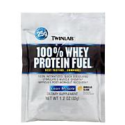 100% Whey single serve-vanilla