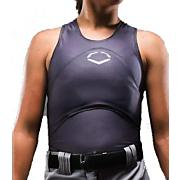 Youth Racerback Chest & Back Guard - Gray