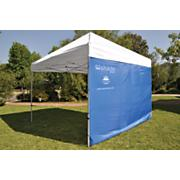 ezShade Canopy Curtain - Blue