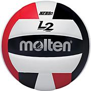 L2 Volleyball - Black/Red