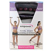 Deluxe Total Body Toning System, Int / Adv
