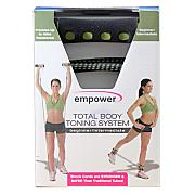 Deluxe Total Body Toning System, Beg / Int