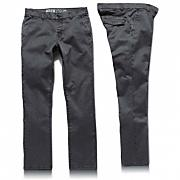 Men's K Slim Chino - Black