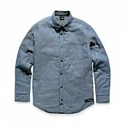 Men's Motorbreath L/S Woven Shirt - Blue