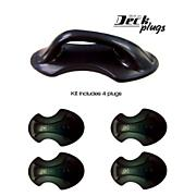 Stick on Deck Plugs - Black