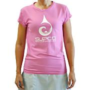 Women's Sweeper Short Sleeve T-Shirt - Pink
