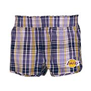 Women's Lakers Imperial Short - Purple