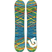Women's 2013 Social Snowboard 138 Blue Yellow