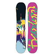 Women's 2013 Lip-Stick Snowboard 141 Blue Yellow