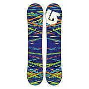 Women's 2013 Social Snowboard 142 Blue Yellow