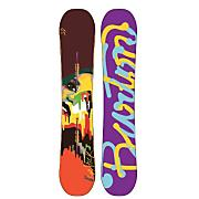 Women's 2013 Lip-Stick Snowboard 145 Orange Yellow