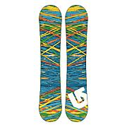Women's 2013 Social Snowboard 147 Blue Yellow